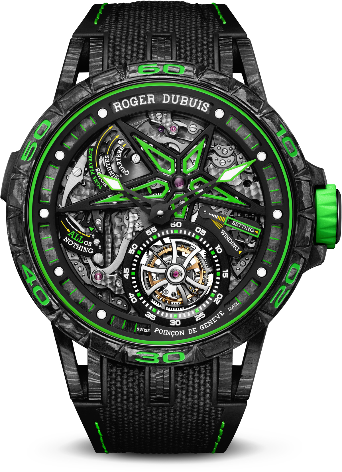 Zegarki Roger Dubuis Excalibur Spider Unique Series