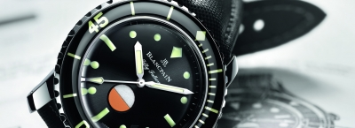 [Basel 2017]: Blancpain Tribute to Fifty Fathoms Mil-Spec
