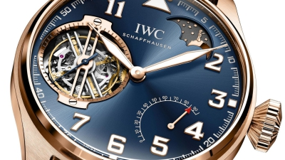 "[Pre-SIHH 2019]: IWC Big Pilot's Watch Constant-Force Tourbillon Edition ""Le Petit Prince"""